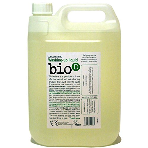 Washing-up Liquid 5L (Bio-D)