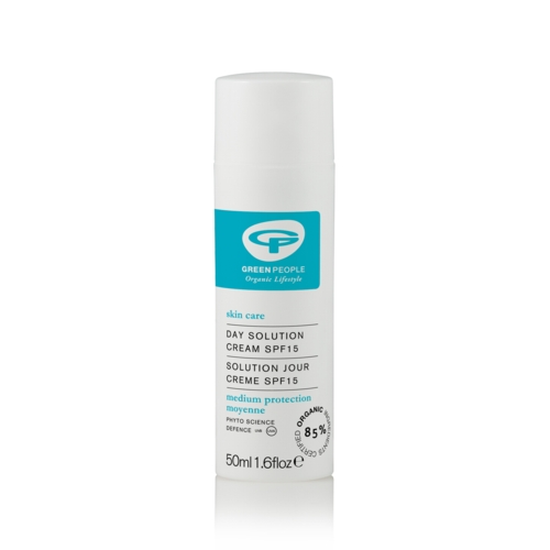 Day Solution SPF15 50ml (GreenPeople)
