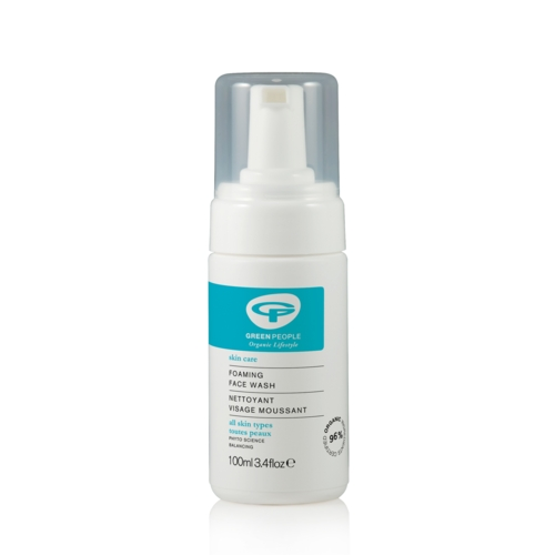 Foaming Face Wash 100ml (GreenPeople)