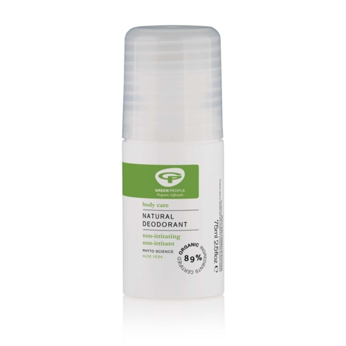 Aloe Vera & Pro-Biotic Deodorant 75ml (GreenPeople)