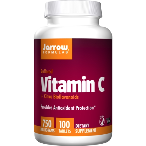 Vitamin C Buffered+Citrus Bioflavonoids 100tabs