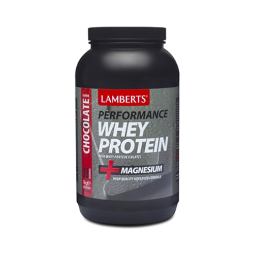 Whey Protein Chocolate Flavour Powder 1kg