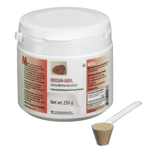 Reishi Powder 250g  (MRL)