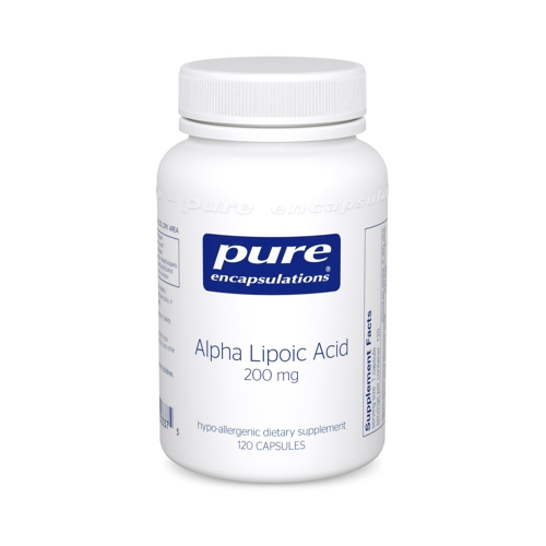 Alpha Lipoic Acid 200mg 120caps