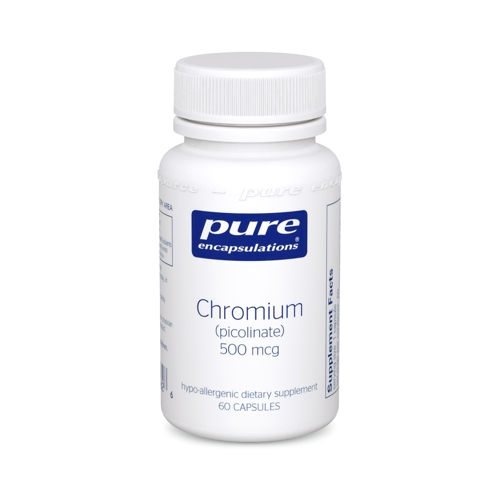 Chromium (picolinate) 500mcg 60caps