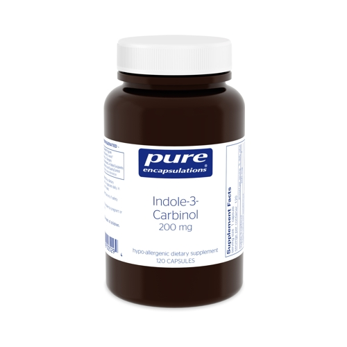 Indole-3-Carbinol 400mg 120caps (PureEncap)