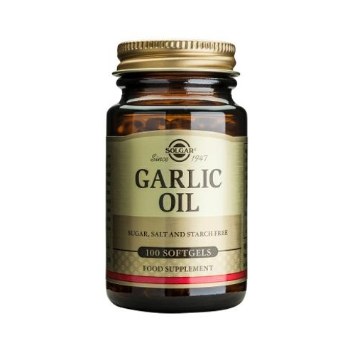 Garlic Oil Softgels 100softgels