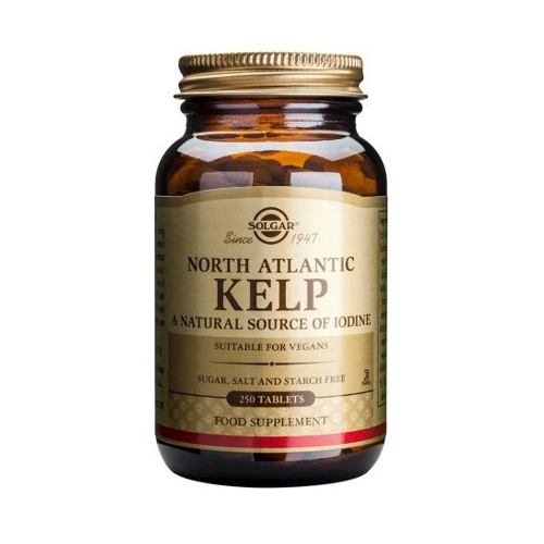 North Atlantic Kelp (Iodine) 250tabs