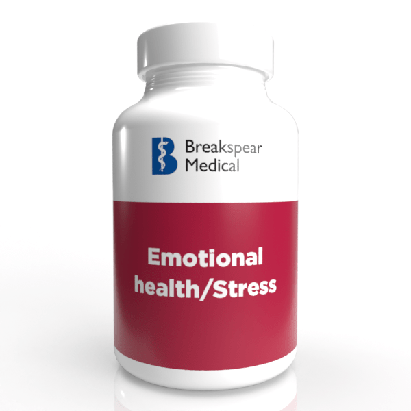 Emotional Health/Stress